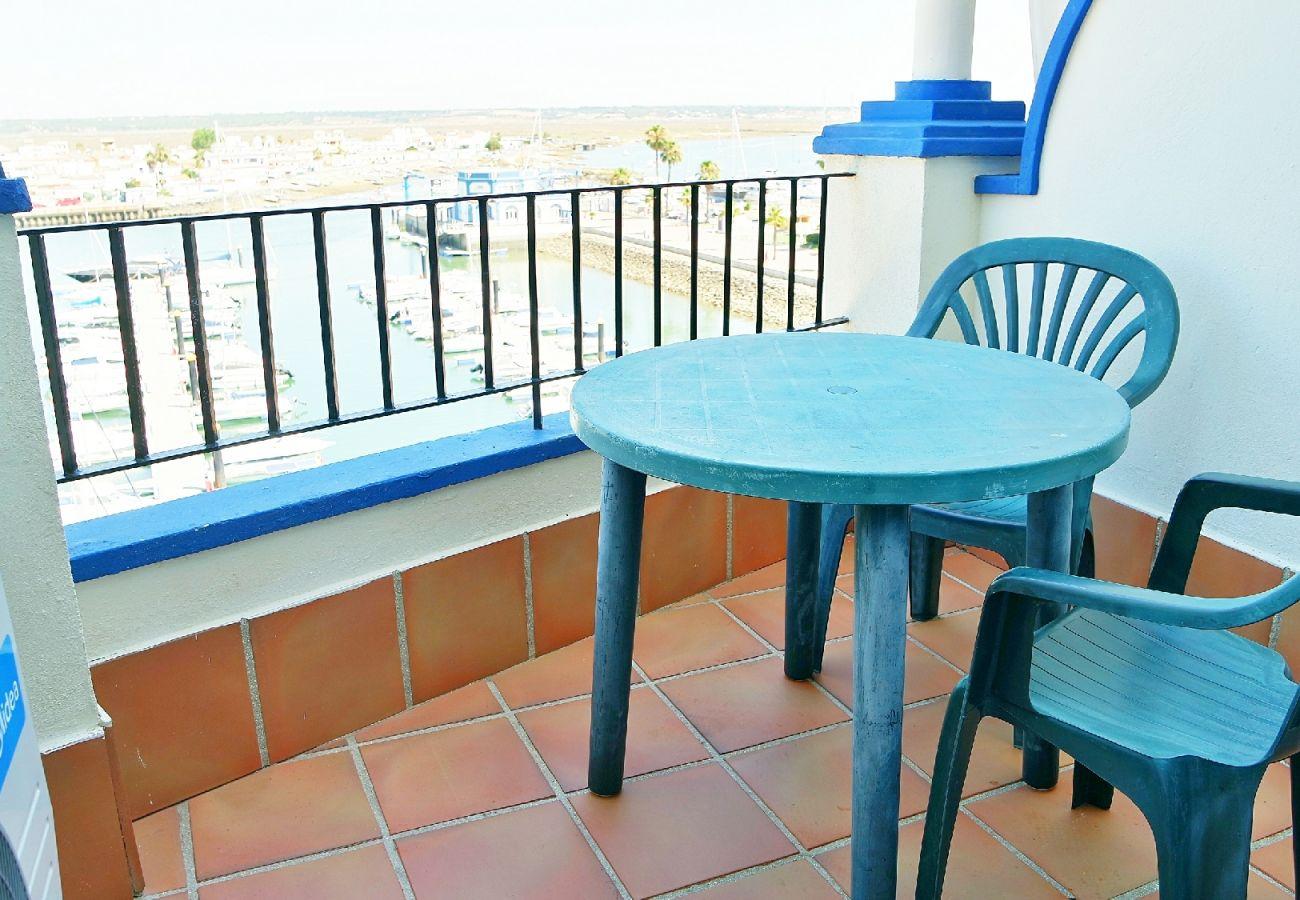 Apartamento en Punta del Moral - Marina IV 25 VFT