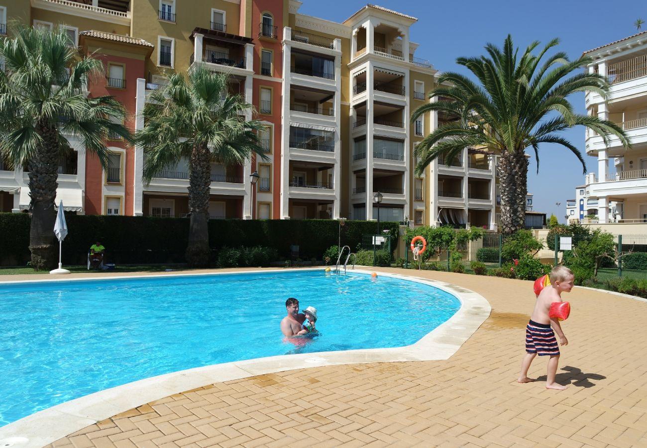 Apartamento en Punta del Moral - Las Dunas 115 VFT