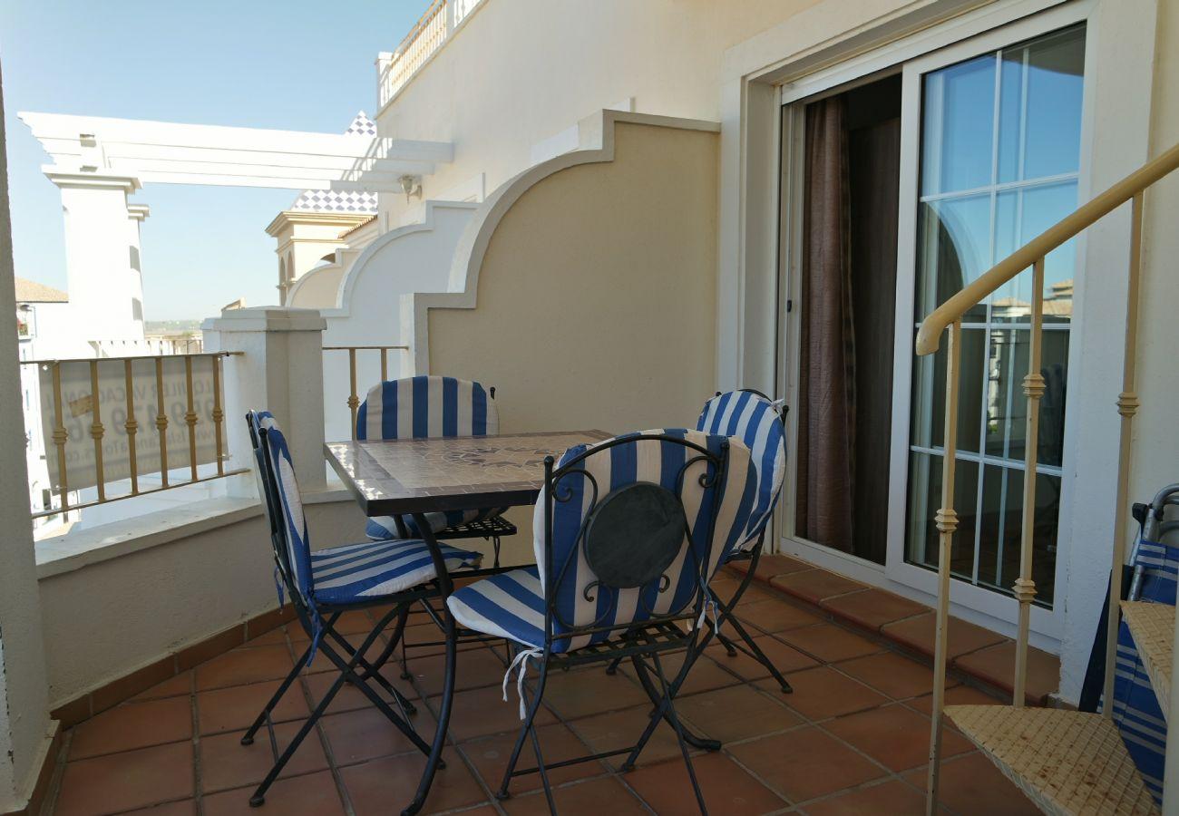 Apartamento en Punta del Moral - Las Dunas 145 VFT