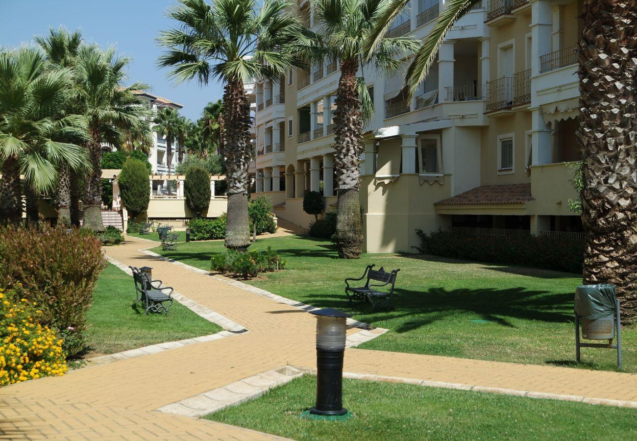 Apartamento en Punta del Moral - Las Dunas 184 VFT