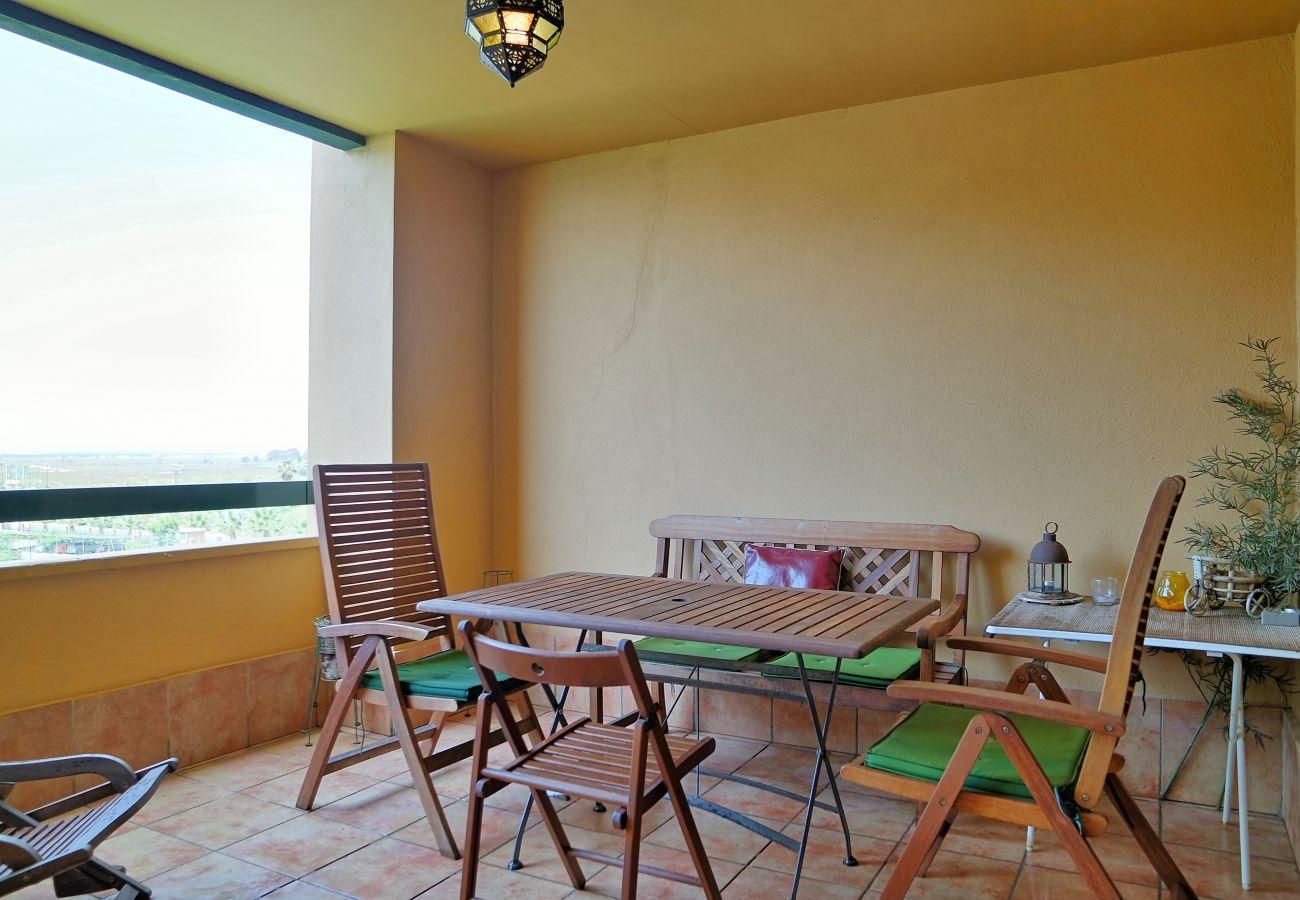 Apartamento en Isla Canela - Albatros 101 VFT