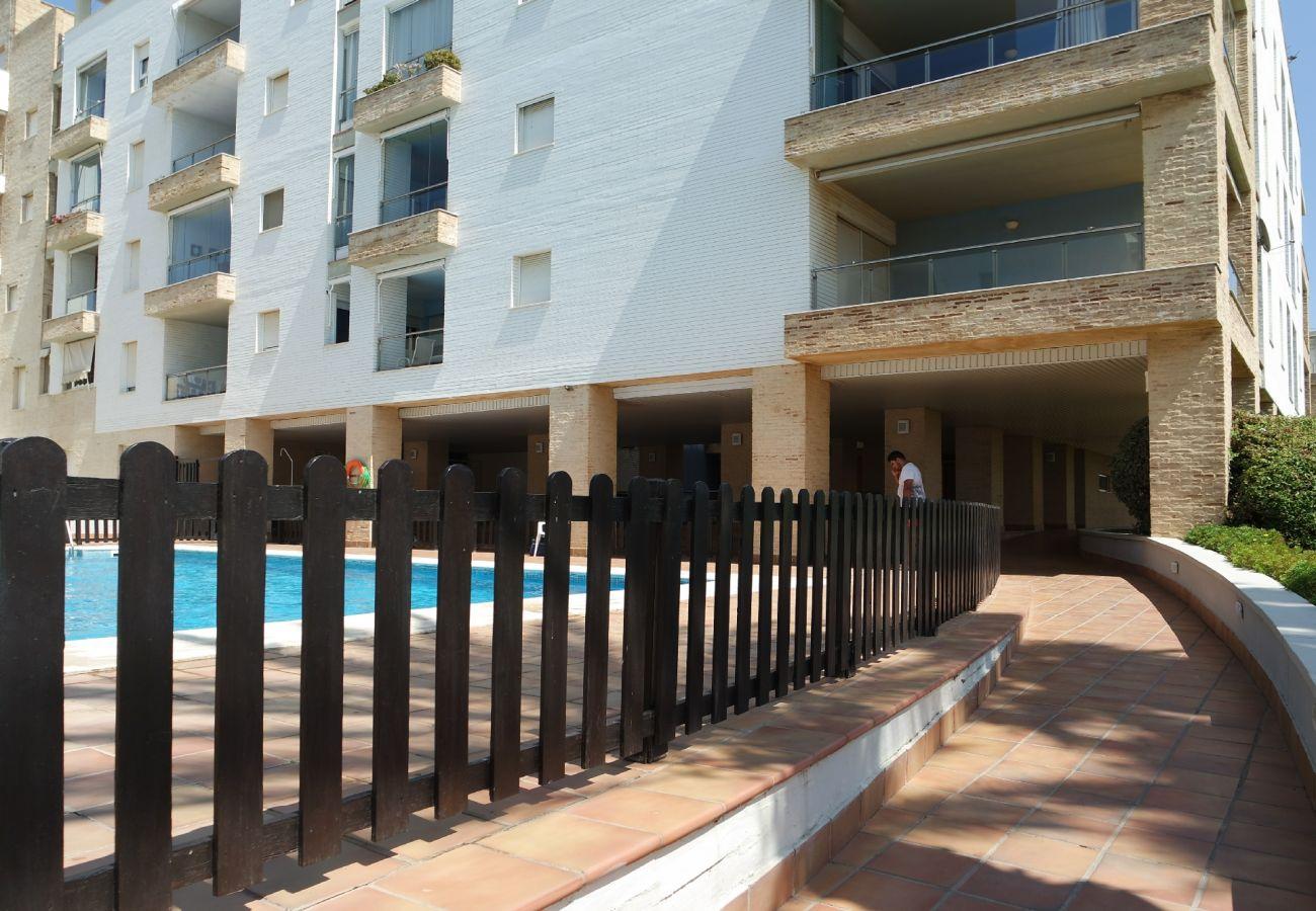 Apartamento en Punta del Moral - Espigon Central 110 VFT