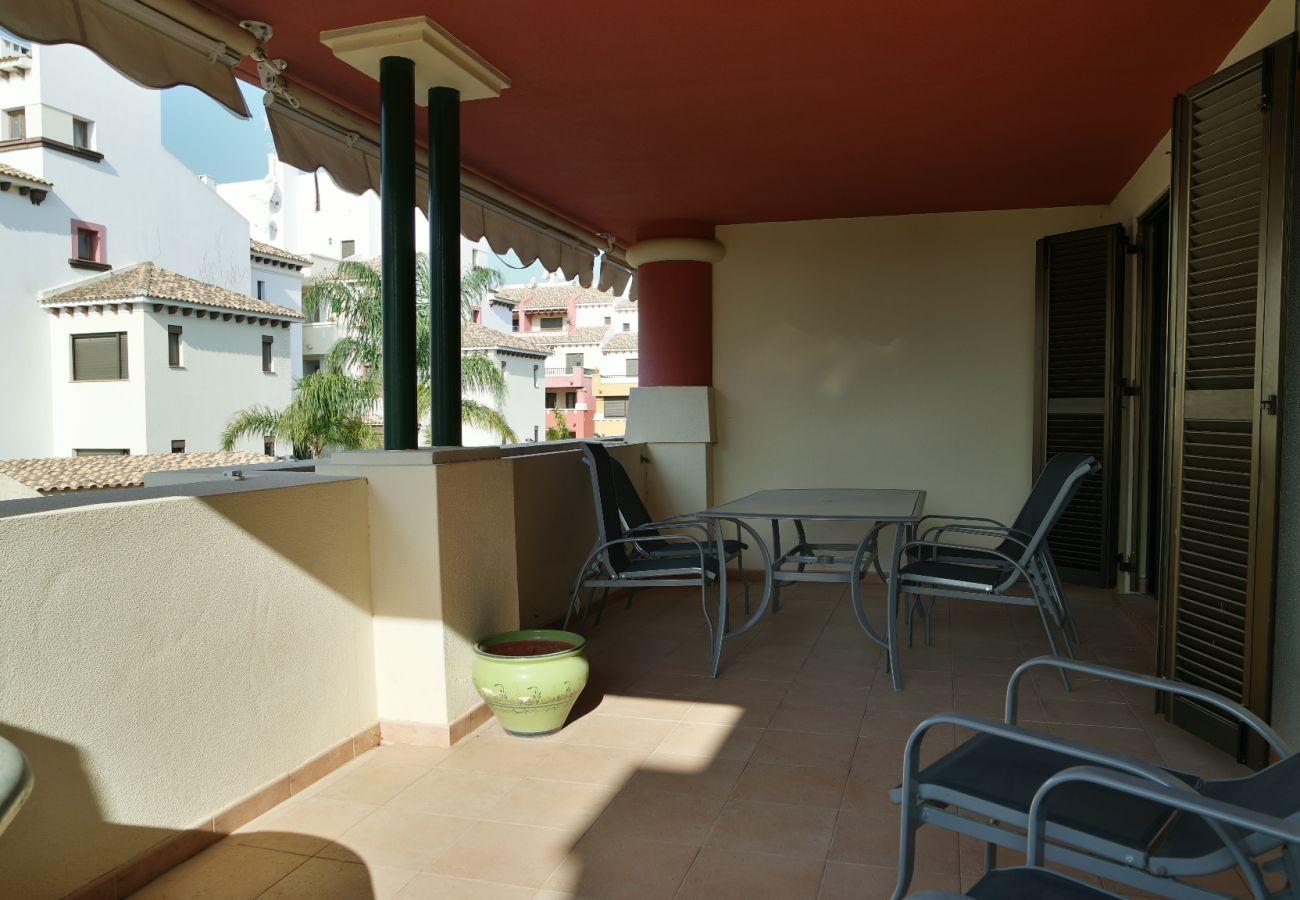 Apartamento en Ayamonte - Esuri Marina 774 VFT - PLUS