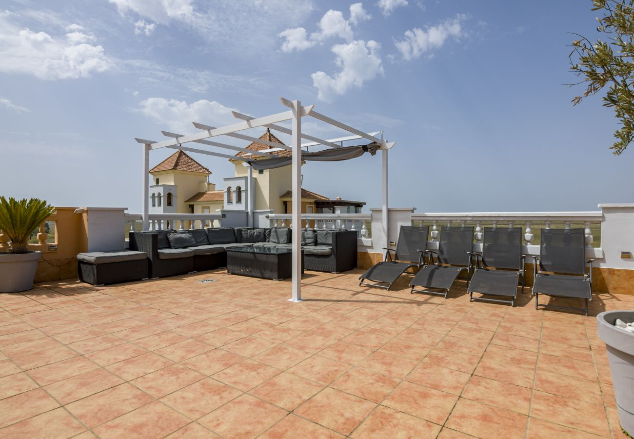 Apartamento en Isla Canela - Atico Las Marismas 59 VFT - PLUS