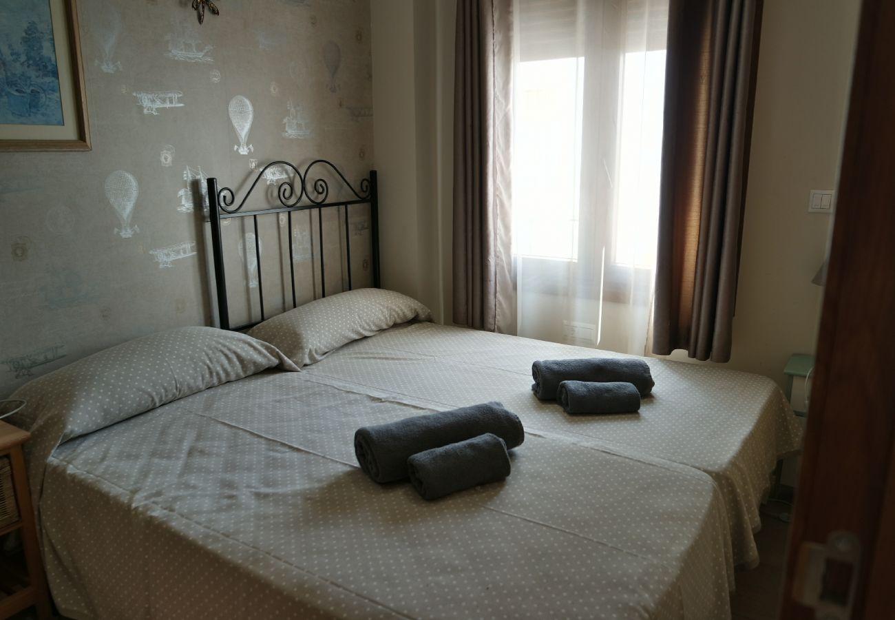 Apartamento en Ayamonte - Casa Valentina 1A VFT