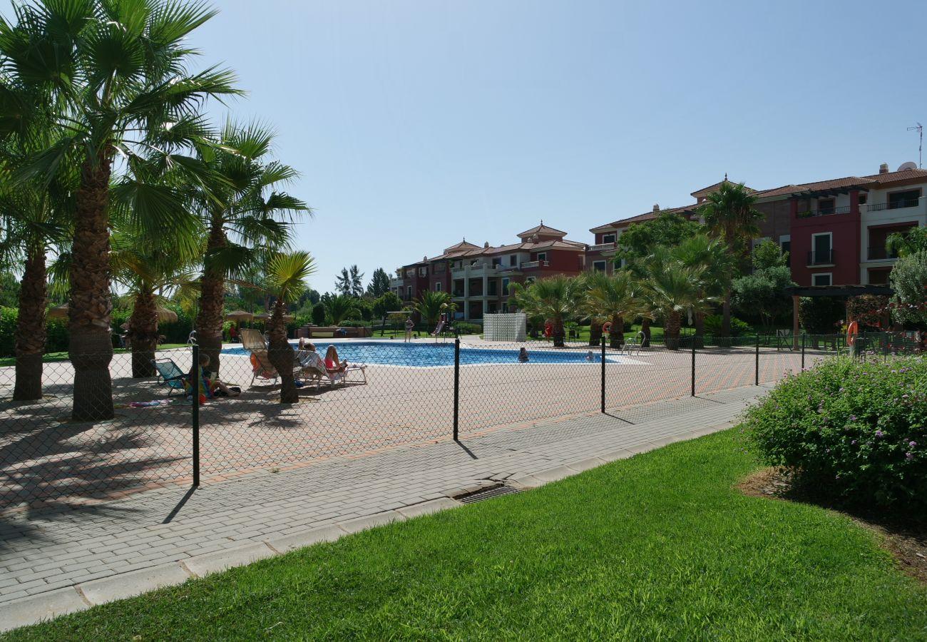 Ferienwohnung in Isla Canela - Prado Golf 20 Atico AT
