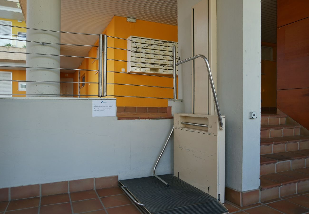 Ferienwohnung in Punta del Moral - Espigon Central 110 VFT