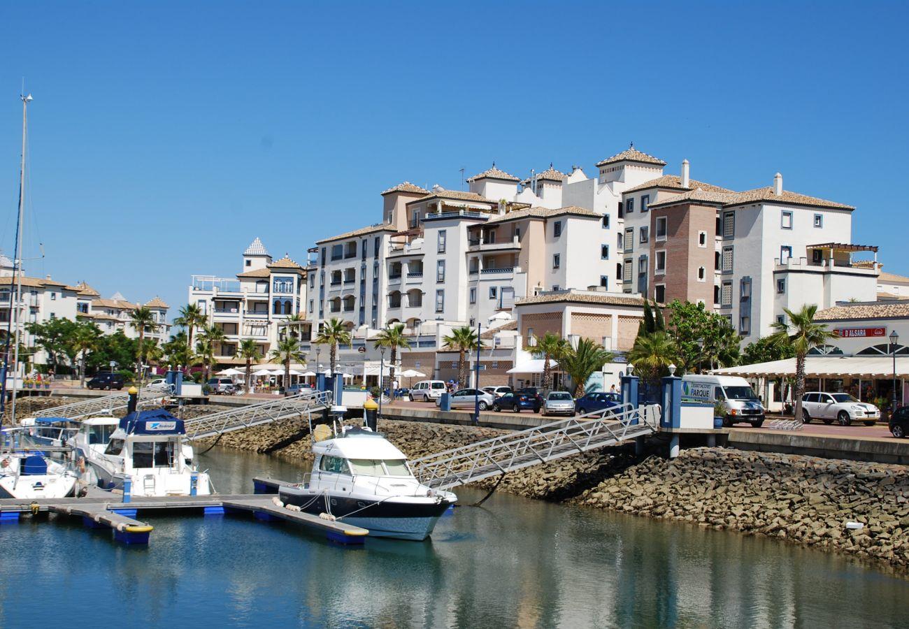 Ferienwohnung in Punta del Moral - Marina IV 30 Atico VFT - PLUS