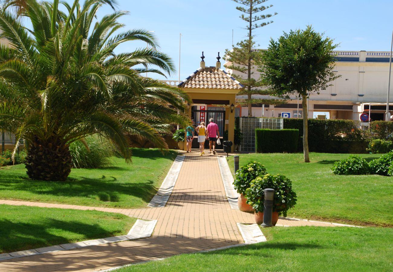 Ferienwohnung in Isla Canela - Canela Park 249 VFT