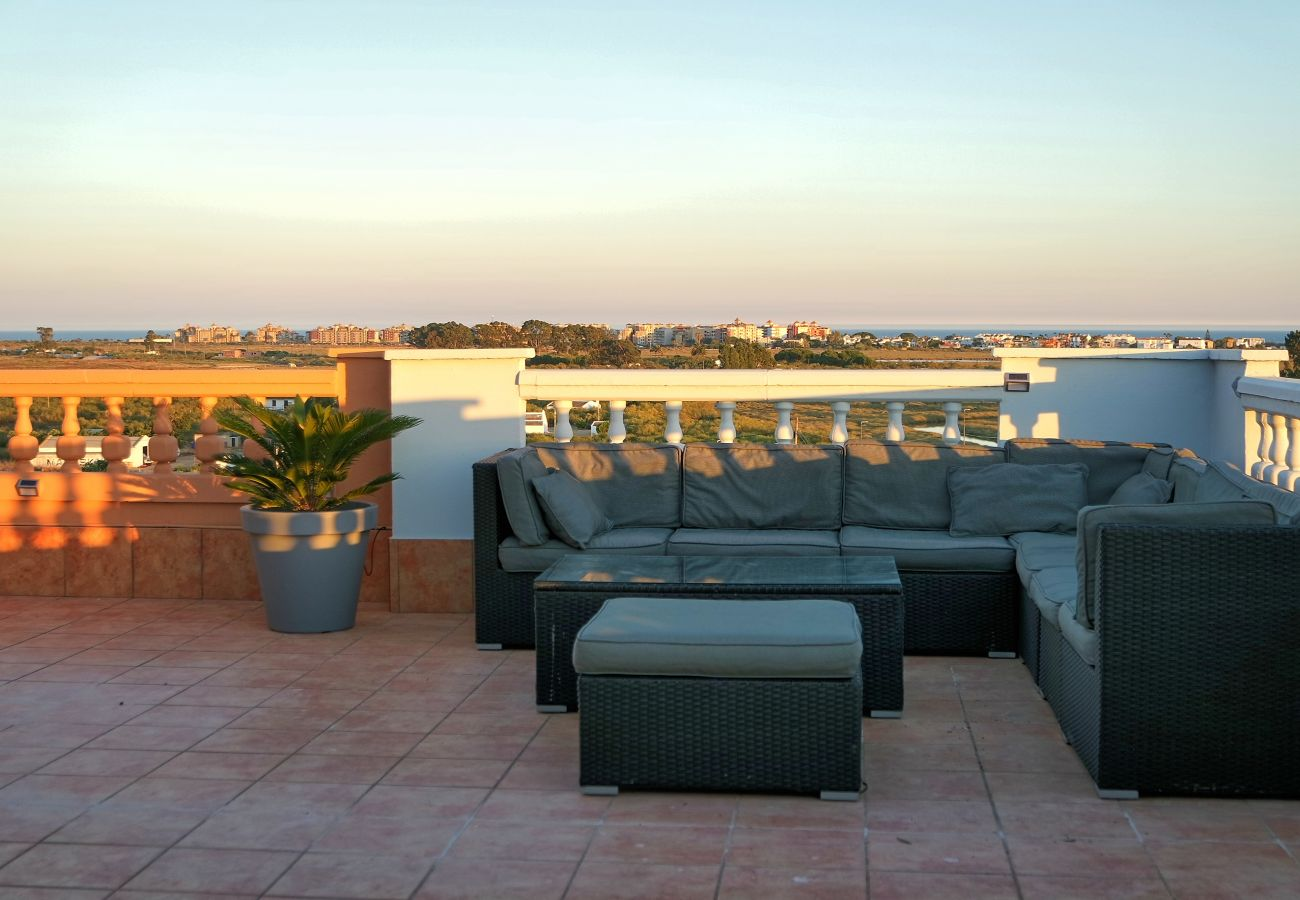 Appartement in Isla Canela - Atico Las Marismas 59 VFT - PLUS