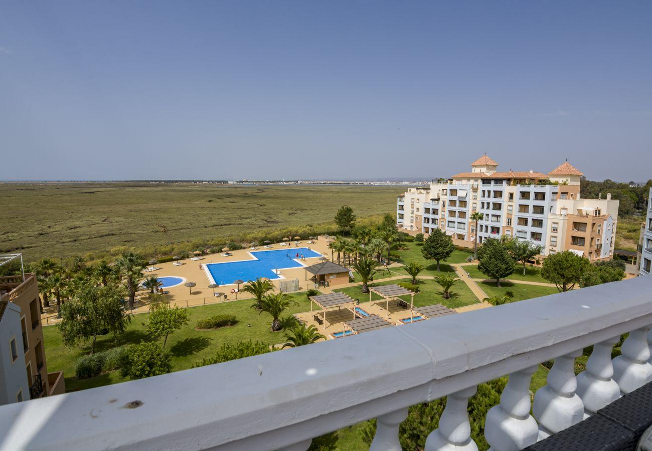 Appartement in Isla Canela - Atico Las Marismas 59 VFT - PLUS