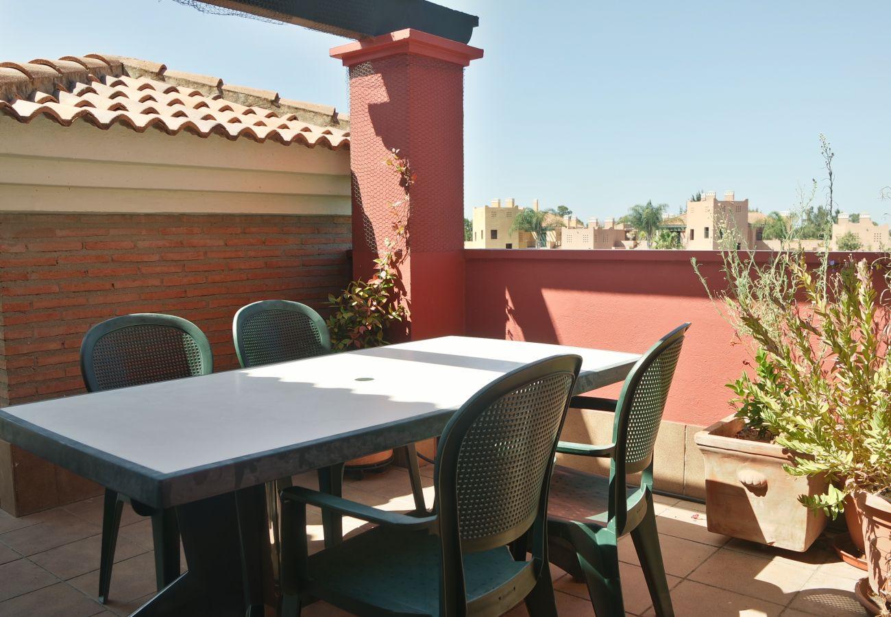 Apartamento em Isla Canela - Prado Golf 20 Atico AT