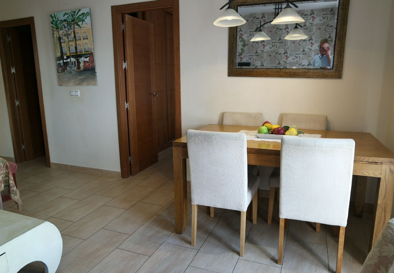 Apartamento em Ayamonte - Casa Valentina 1A VFT